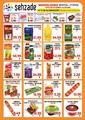 Şehzade Market 04 - 17 Eylül 2019 Kampanya Broşürü! Sayfa 1