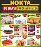Nokta Süpermarket 10 - 16 Eylül 2019 Kampanya Broşürü! Sayfa 1