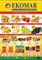 Ege Ekomar Market 23 - 30 Eylül 2019 Kampanya Broşürü! Sayfa 1