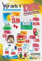 Artı 1 Süpermarket 06 - 13 Eylül 2019 Kampanya Broşürü! Sayfa 1