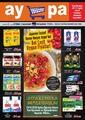 Aypa Market 05 - 11 Eylül 2019 Kampanya Broşürü! Sayfa 1