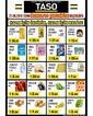 Taso Market 27 Eylül 2019 Halk Günü Kampanya Broşürü! Sayfa 1