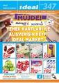İdeal Hipermarket 25 - 29 Ekim 2019 Kampanya Broşürü! Sayfa 1
