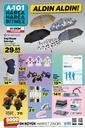 A101 31 Ekim - 06 Kasım 2019 Aldın Aldın Kampanya Broşürü! Sayfa 6 Önizlemesi