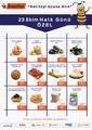Başdaş Market 23 Ekim 2019 Halk Günü Kampanya Broşürü! Sayfa 1