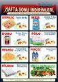 Akranlar Süpermarket 25 - 27 Ekim 2019 Hafta Sonu Kampanya Broşürü! Sayfa 1
