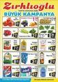 Zırhlıoğlu AVM 04 - 06 Ekim 2019 Hafta Sonu Kampanya Broşürü! Sayfa 1