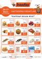 Başdaş Market 26 - 27 Ekim 2019 Kampanya Broşürü! Sayfa 1
