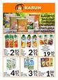 Karun Gross Market 01 - 16 Ekim 2019 Kampanya Broşürü! Sayfa 3 Önizlemesi