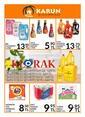 Karun Gross Market 01 - 16 Ekim 2019 Kampanya Broşürü! Sayfa 7 Önizlemesi
