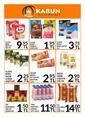 Karun Gross Market 01 - 16 Ekim 2019 Kampanya Broşürü! Sayfa 5 Önizlemesi
