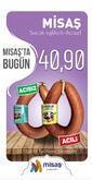 Misaş Market 08 Ekim 2019 İndirimli Ürünleri Sayfa 1