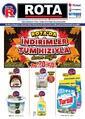 Rota Market 17 - 30 Ekim 2019 Kampanya Broşürü! Sayfa 1