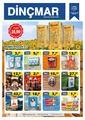 Dinçmar Market 09 - 23 Ekim 2019 Kampanya Broşürü! Sayfa 1