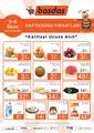 Başdaş Market 05 - 06 Ekim 2019 Hafta Sonu Kampanya Broşürü! Sayfa 1