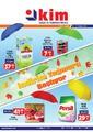 Kim Market Ege Bölgesi 11 - 17 Ekim 2019 Kampanya Broşürü! Sayfa 1