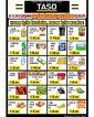 Taso Market 02 Ekim 2019 Halk Günü Kampanya Broşürü! Sayfa 1