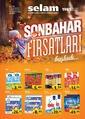 Selam Market 07 - 27 Ekim 2019 Kampanya Broşürü! Sayfa 1