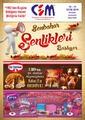 Cem Hipermarket 19 - 31 Ekim 2019 Kampanya Broşürü! Sayfa 1