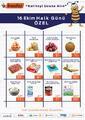Başdaş Market 16 Ekim 2019 Halk Günü Kampanya Broşürü! Sayfa 1