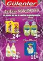 Gülenler Mağazaları 03 - 31 Ekim 2019 Fırsat Ürünleri Sayfa 1