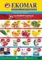 Ege Ekomar Market 23 - 31 Ekim 2019 Kampanya Broşürü! Sayfa 1