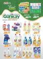 Günkay Market 03 - 06 Ekim 2019 Kampanya Broşürü! Sayfa 1