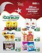 Günkay Market 24 - 29 Ekim 2019 Kampanya Broşürü! Sayfa 1