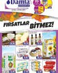 Damla Market 18 - 29 Ekim 2019 Kampanya Broşürü! Sayfa 1
