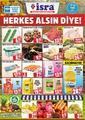 İsra Market 17 - 20 Ekim 2019 Kampanya Broşürü! Sayfa 1