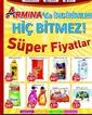 Armina Market 11 - 21 Ekim 2019 Kampanya Broşürü! Sayfa 1