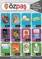 Özpaş Market 26 Ekim - 10 Kasım 2019 Kampanya Broşürü! Sayfa 1
