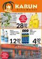 Karun Gross Market 04 - 10 Ekim 2019 İslice Mağazasına Özel Kampanya Broşürü! Sayfa 3 Önizlemesi