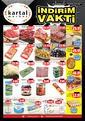 Kartal Market 08 - 13 Kasım 2019 Kartal, Uğurmumcu, Soğanlık, Pendik Mağazalarına Özel Kampanya Broşürü! Sayfa 1