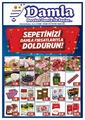 Damla Market Gaziantep 22 Kasım - 08 Aralık 2019 Kampanya Broşürü! Sayfa 1
