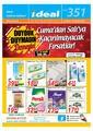 İdeal Hipermarket 22 - 26 Kasım 2019 Kampanya Broşürü Sayfa 1