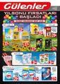 Gülenler Mağazaları 13 - 30 Kasım 2019 Kampanya Broşürü! Sayfa 1