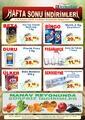 Akranlar Süpermarket 01 - 03 Kasım 2019 Hafta Sonu Kampanya Broşürü! Sayfa 1