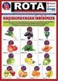 Rota Market 07 - 11 Kasım 2019 Esenler, Okmeydanı, Güngören, Yüzyıl, Sultangazi, Üsküdar, Malta ve Mevlana Mağazalarına Özel Kampanya Broşürü! Sayfa 1