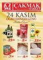Çakmak Market 24 Kasım - 08 Aralık 2019 Kampanya Broşürü! Sayfa 1