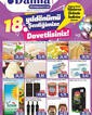 Damla Market 01 - 12 Kasım 2019 Kampanya Broşürü! Sayfa 1