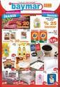 Ekobaymar Market 07 - 24 Kasım 2019 Kampanya Broşürü! Sayfa 1 Önizlemesi