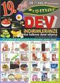 İşmar Market 08 - 26 Kasım 2019 Kampanya Broşürü! Sayfa 1