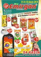 Emirgan Market 23 - 25 Kasım 2019 Kampanya Broşürü! Sayfa 1