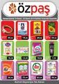 Özpaş Market 16 - 30 Kasım 2019 Kampanya Broşürü! Sayfa 1