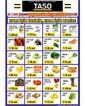 Taso Market 20 Kasım 2019 Kampanya Broşürü! Sayfa 1