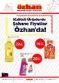 Özhan Marketler Zinciri 14 - 24 Kasım 2019 Kampanya Broşürü! Sayfa 1
