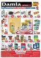 Ankara Damla Süpermarket 15 - 24 Kasım 2019 Kampanya Broşürü! Sayfa 1