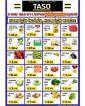 Taso Market 30 Kasım - 01 Aralık 2019 Kampanya Broşürü! Sayfa 1