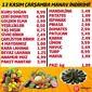 Emirgan Market 13 Kasım 2019 Manav İndirimleri Sayfa 1